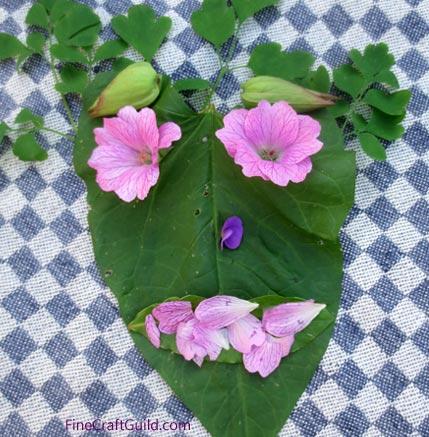 flower images face