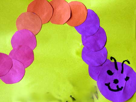 free kid craft idea spring