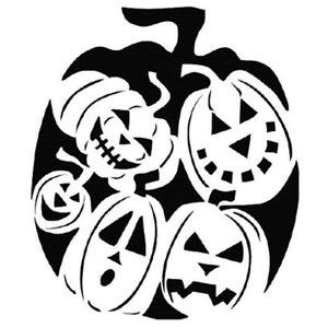 Free Halloween Stencils