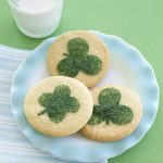 St. Patrick's Day Shamrock Cookie Recipe