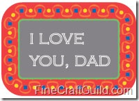Special Father's Day Card