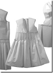 paper dress patterns
