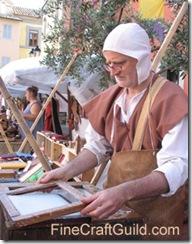 paper making artisan