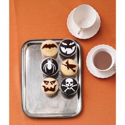 Halloween Cupcakes :: FineCraftGuild.com