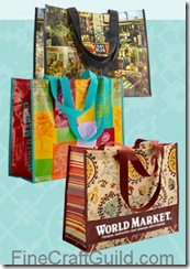 world   market bag competition