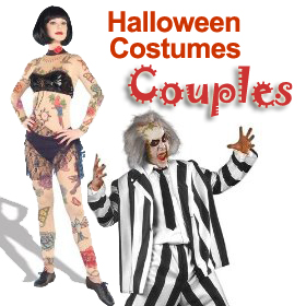 Halloween Costumes for Couples : Great Ideas!