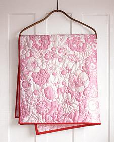 Free Rose Quilt Pattern