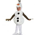 Olaf Halloween costume ideas toddlers girl