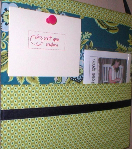 how to make a pin-board
