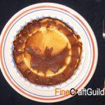 bat halloween pancakes