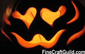 how to photograph pumpkins : finecraftguild.com