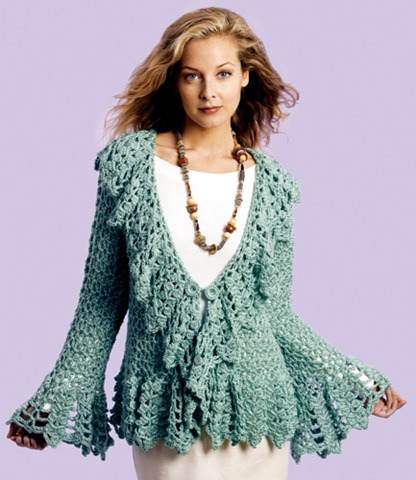 Roundup of Beautiful Crochet Patterns :: FineCraftGuild.com