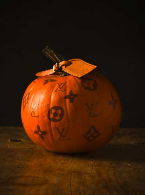 fashion pumpkin design, unique pumpkin ideas