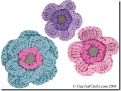 EasyCrochetFlowers