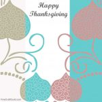 thanksgiving wallpaper - copyright 2009 - FineCraftGuild.com