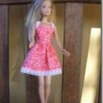 barbie casual dress pattern