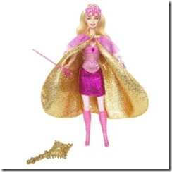 barbie musketeers doll