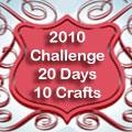 2010 Craft Challenge