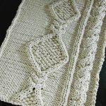 Inspiring Knit Aran Rug