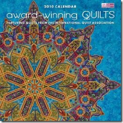 awardwinningquilts2010calendar
