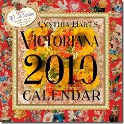 cynthia hart victoriana calendar 2010