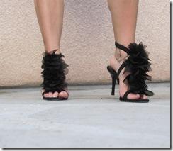 DIY Christian Louboutin Petal Sandals
