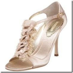 Max Studio ruffle shoes