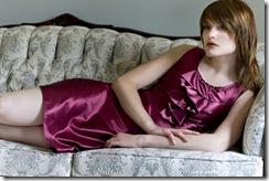 ruffle dresses :: free sewing pattern