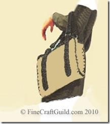 crochet briefcase 2