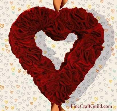 Heart Shaped Wreaths