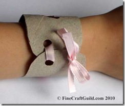 friendship bracelet ribbon