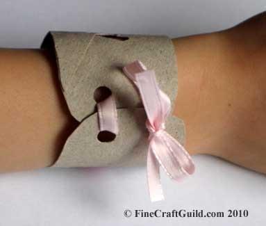 friendship bracelet ribbon