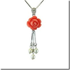 redcoralrosepearlnecklace