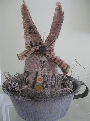 Best Easter Bunny tutorial