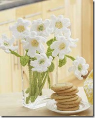 Crochet Daisies Free Pattern