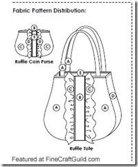 tote bag free pattern