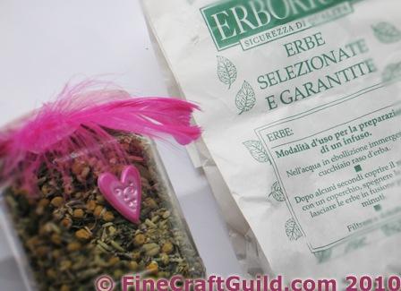 Homemade Relax Tea Recipe
