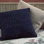 Beautiful Decorative Pillows :: Free Crochet Patterns