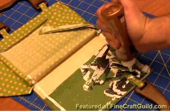 How to Make a Book Bag