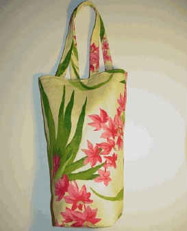 Tote Bag For Your Daily Bread :: Free Pattern