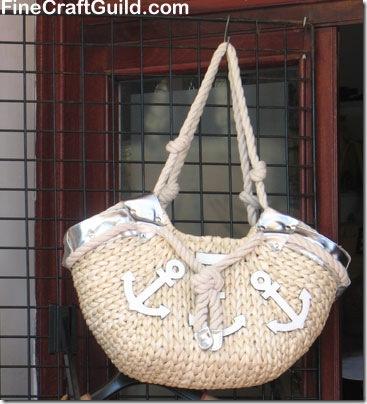 fashion summer tote bag italy