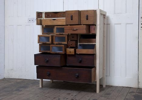Unusual Upcycled Kitchen Storage 2