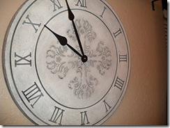 texture paint clock tutorial