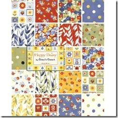 Mode Fabric Squares
