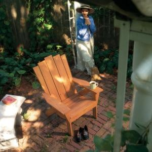 Free Adirondack Chair Plans (Printable)