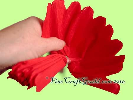 Howto – Special Tissue Paper Flowers