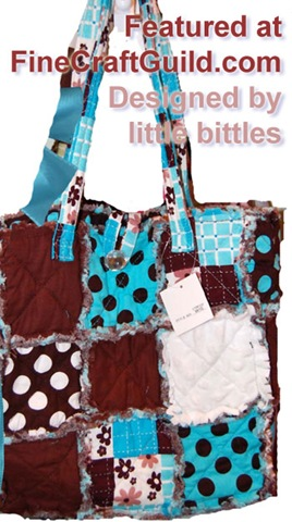 Quilted Bag Little Bittles