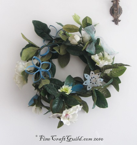 beautiful wreaths instructions christmas