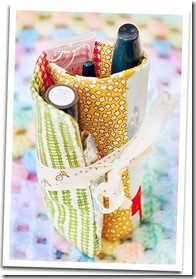 Make up bag roll