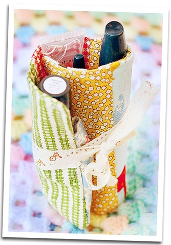 10 Free Toiletry Bag Patterns